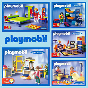 Playmobil * MODERN HOME 3964 3965 3966 3967 3968 3969 * SPARE PARTS SERVICE *