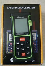 10 Key 40M/131ft/1575In Handheld Laser Distance meter Range Finder Measure Diast