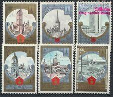 Soviétique-Union 4949-4954 neuf 1980 Jeux Olympiques Été (8985281