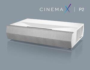 Optoma CinemaX P2 4K UST Laser Projector Beamer Home Cinema just released NEW