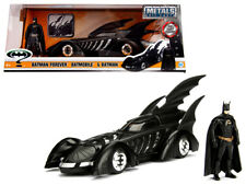 BATMAN Forever 1995 Batmobile Die-cast Car 1:24 Jada Toys 5 inch DC Comics