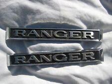Chrysler Valiant Ranger 2 X Badges