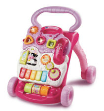 VTech First Steps Baby Walker * Learn Letters Words Numbers Animals Colors