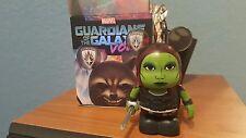 Disney Marvel Guardians of the Galaxy Vol 2 Gamora Variant Vinylmation Thanos