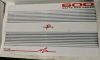 Prestige Amplifier PA-4100 Vintage 600W 4 channel old school amp FULLY TESTED!!