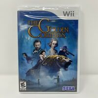 The Golden Compass Nintendo Wii Game Brand New Factory Sealed