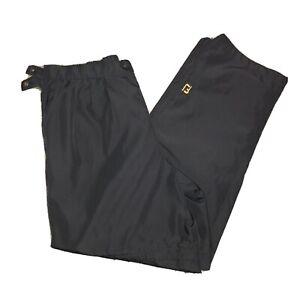 Footjoy FJ Dryjoys Polyester XL Nylon Breakaway Snap Rain Pants Waterproof