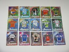CYCLING Lot/Lotto of 15  STICKERS Figurine Panini SPRINT 2010 New