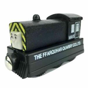 MAVIS THE TANK ENGINE & FRIENDS WOODEN TOY TRAIN MAGNETIC BRIO COMPATIBLE UKGT