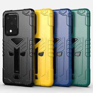 Für Samsung S20 Ultra S10 S10E Note10 Plus Hülle Schutzhülle Schutz Case Cover