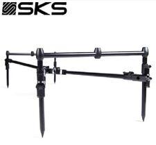 SONIK SKS BLACK ROD POD - HOLDS 3 RODS - CARP FISHING TACKLE SKSRODP