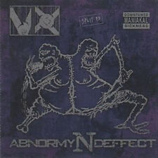 VX / ABNORMYNDEFFECT Split CD