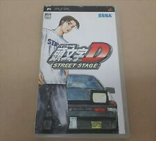 PSP Initial D Street Stage Game soft