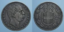 REGNO D'ITALIA UMBERTO I 2 LIRE 1897 MB