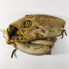 """Wilson Baseball Glove RHT A2160 11"""" Pro W Model Jim Catfish Hunter"""