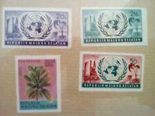 Indonesia Republic Maluku Selatan lot 4 timbres n°1