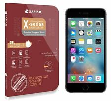 100% GENUINE TEMPERED GLASS FILM SCREEN PROTECTOR FOR APPLE IPHONE 6 PLUS