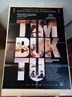 Manifesto Film TIMBUKTU Poster Movie Originale Cinema 100x140