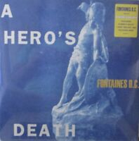 FONTAINES DC - A Hero's Death ~ VINYL LP SEALED