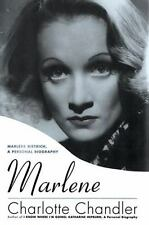 MARLENE: Marlene Dietrich, A Personal Biography Charlotte Chandler (2012) NEW