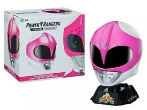 Pink Ranger 💗 WEARABLE HELMET Power Rangers Lightning Collection - PREORDER 😱