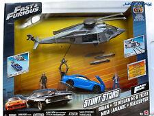 Mattel Fast & Furious Fast Five Stunt Stars Brian+ '12 Nissan GT-R Mose Jakante