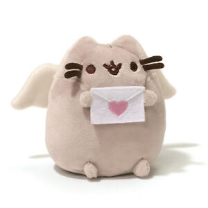 OFFICIAL PUSHEEN x GUND | VALENTINE CUPID PLUSH | NEW WITH TAGS | 4056995