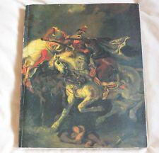 EUGENE DELECROIX by Gunter Metken 1987 art monograph German TextEugene Delacroix