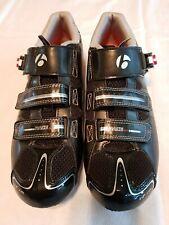 Bontrager Road Cycling Shoes Inform Race DLX Size 10 Clean Condition