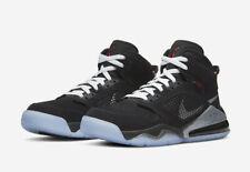 Nike Air Jordan Mars 270-UK 10.5 & 11-Negro/Gris Cemento (CD7070-010)