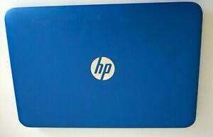 HP Stream 11Y000NA 11.6 Inch Intel Celeron 2GB RAM 32GB Windows 8.1 Notebook Blu
