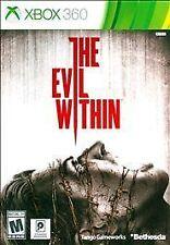 Evil Within (Microsoft Xbox 360, 2014)
