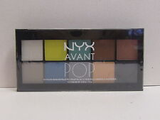 NYX Avant Pop 10 Color Shadow Palette APSP02 Surreal My Heart Brand New Sealed