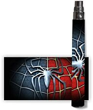 E Cig Battery Skin Fits eGo/Vision/Other Type Vape Cover Decal ECig -SPIDERMAN 2