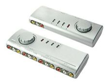Velleman VMS4N AUDIO/VIDEO SELECTOR - 4 INPUTS AND 1 OUTPUT