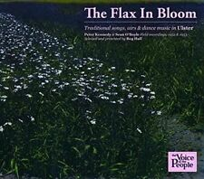The Flax in Bloom 3cd Topic Votp Ulster Music Reg Hall