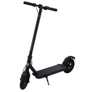 Trottinette électrique adulte tx mobility 350 watts 8.5 pouces noire