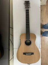 More details for martin lx1-e electro acoustic guitar in a1 condition with travel bag ed sheeran