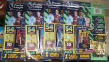 More details for panini adrenalyn xl 2021/22 premier league trading card mega pack pocket tin +le