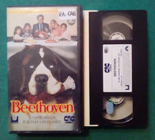 VHS FILM Ita Commedia BEETHOVEN bonnie hunt dean jones ex nolo no dvd(VH78)