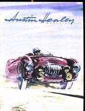 Austin Healey Magazine Nov. 2002 EX w/ML On Back 022817nonjhe