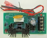 12 Volt DC, 6 VDC 1.5A Regulated Power Supply PC Board Module Heat Sink 6V LM317