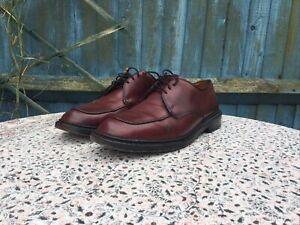 ALLEN EDMONDS - Burgundy - All Leather - Lace Up - Shoes  - UK 10