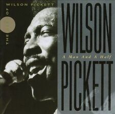 A Man and a Half: The Best of Wilson Pickett NEW SEALED FATBOX (2 DISCS)1993 CD