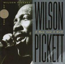 Wilson Pickett - Man & Half - New Factory Sealed CD