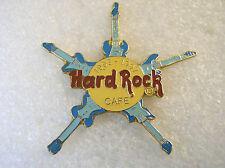 BERLIN,Hard Rock Cafe Pin,5th Anniversary