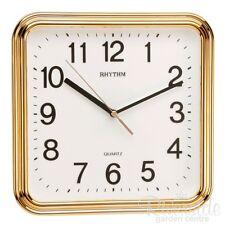 rythme épais carré doré coloré - Non tic-tac QUARTZ HORLOGES cmg466nr18
