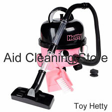 CHILDRENS TOY PINK HETTY HENRY HELPER HOOVER VACUUM CLEANER BRAND NEW BOXED