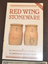 Red Wing Stoneware by Dan Depasquale, Gail Depasqual...