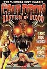 Cauldron : Baptism In Blood DVD Ted V. Mikels - NEW